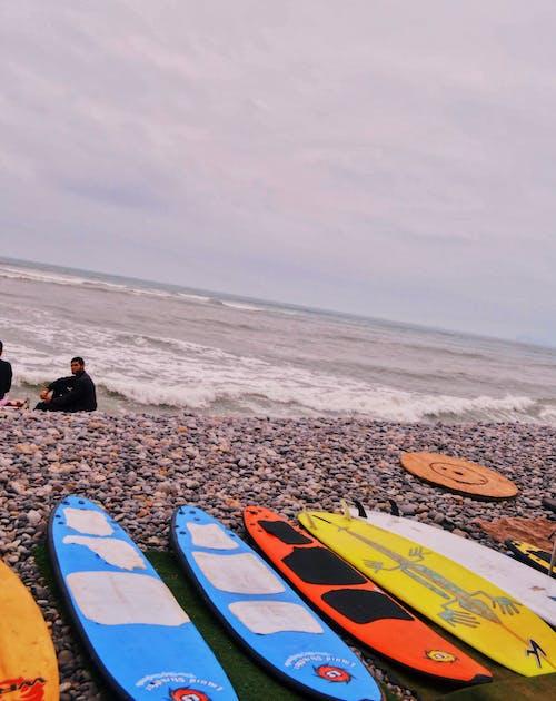 Free stock photo of peru, surf
