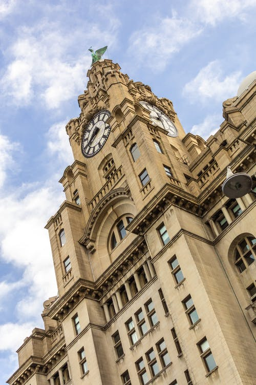 Free stock photo of liver bird, liver building, Liverpool