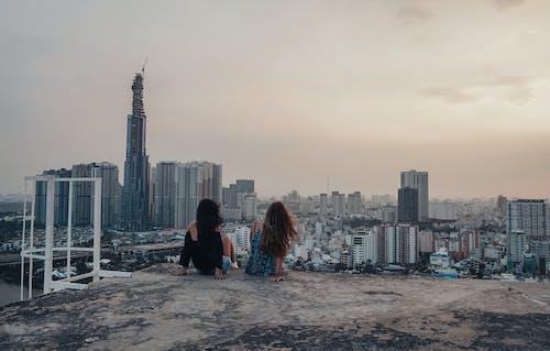 Δωρεάν στοκ φωτογραφιών με city_skyline, ho chi minh, ho chi minh πόλη