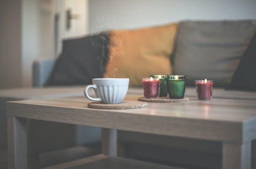 Foto d'estoc gratuïta de alba, cadira, cafè, contemporani