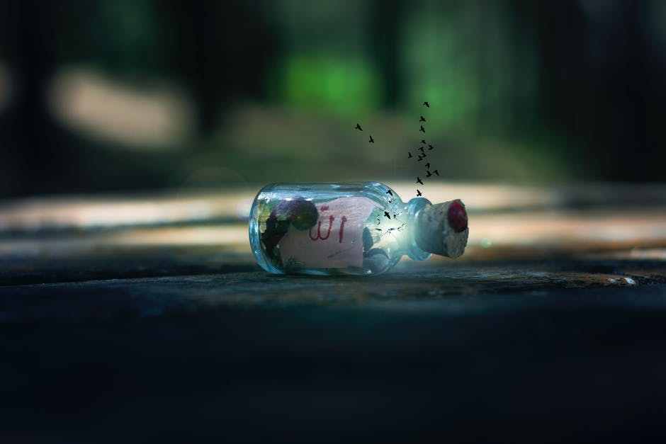 New free stock photo of light, glass, blur