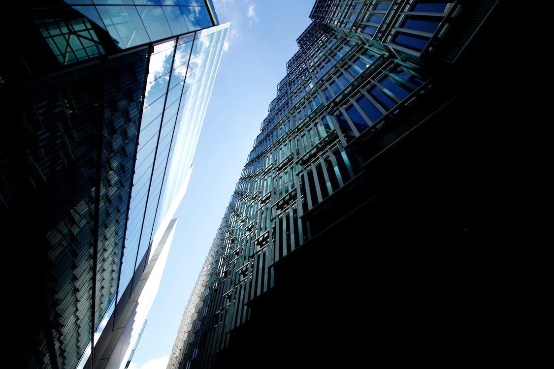 architektura, budynek biurowy, budynki