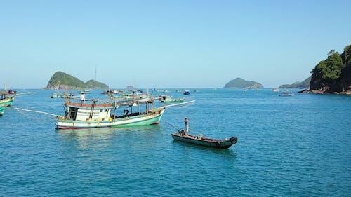 Darmowe zdjęcie z galerii z bien, kuter rybacki, lato, łódź