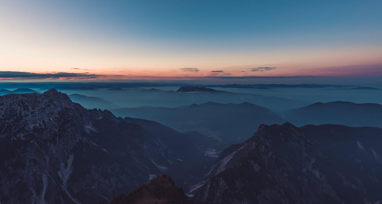 acantilado, al aire libre, altitud