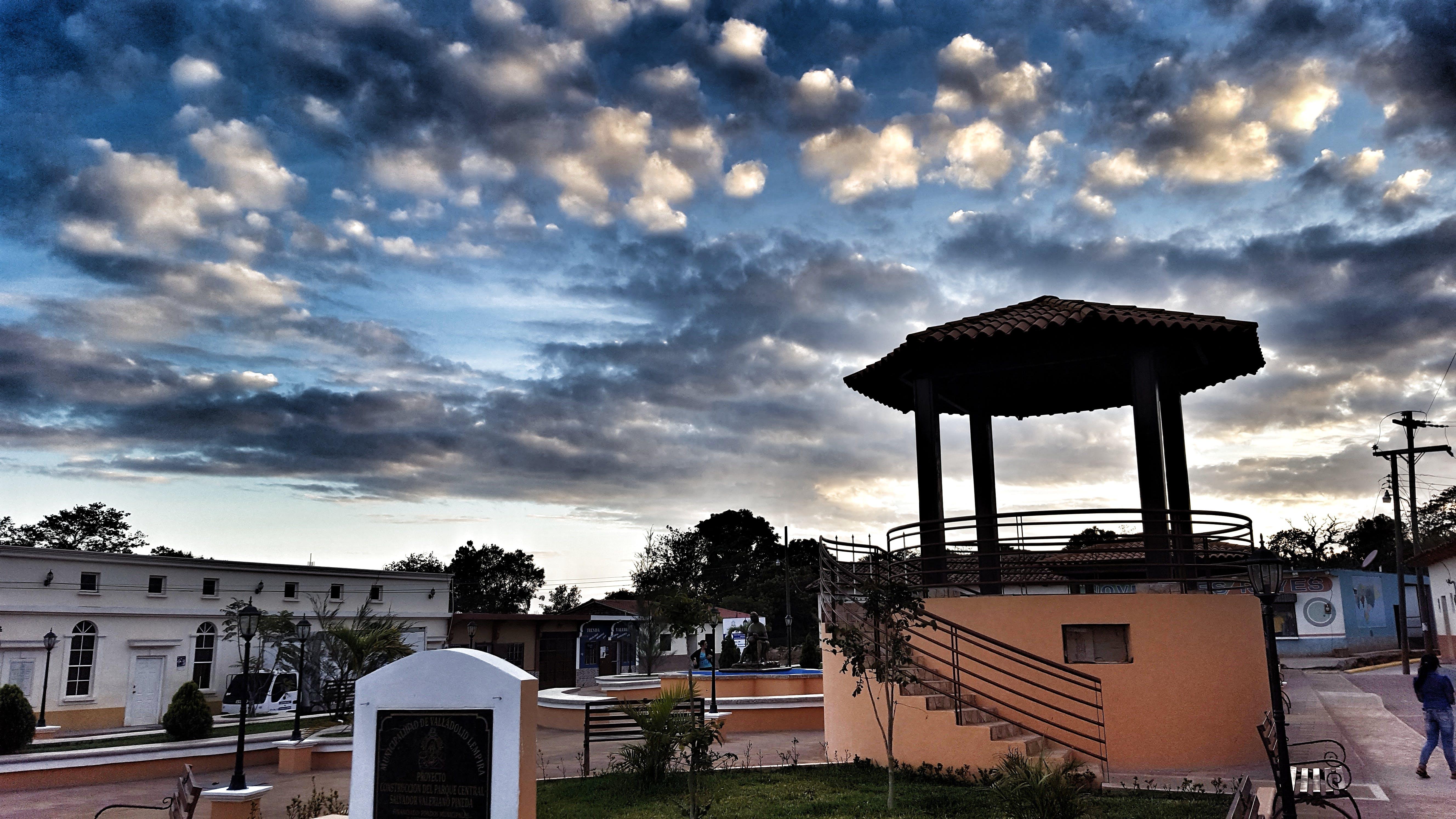 Free stock photo of blue, blue sky, central park, honduras