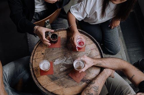 あご, アダルト, アルコールの無料の写真素材