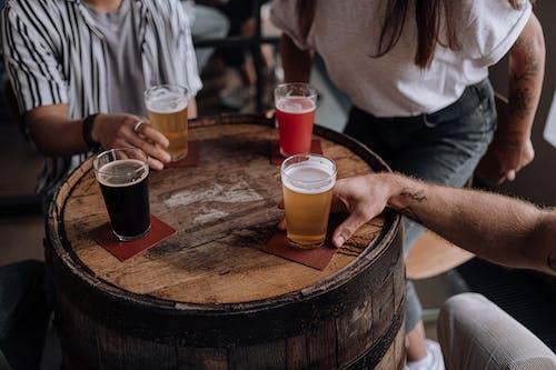 Gratis stockfoto met alcohol, ale, ambachtelijk bier