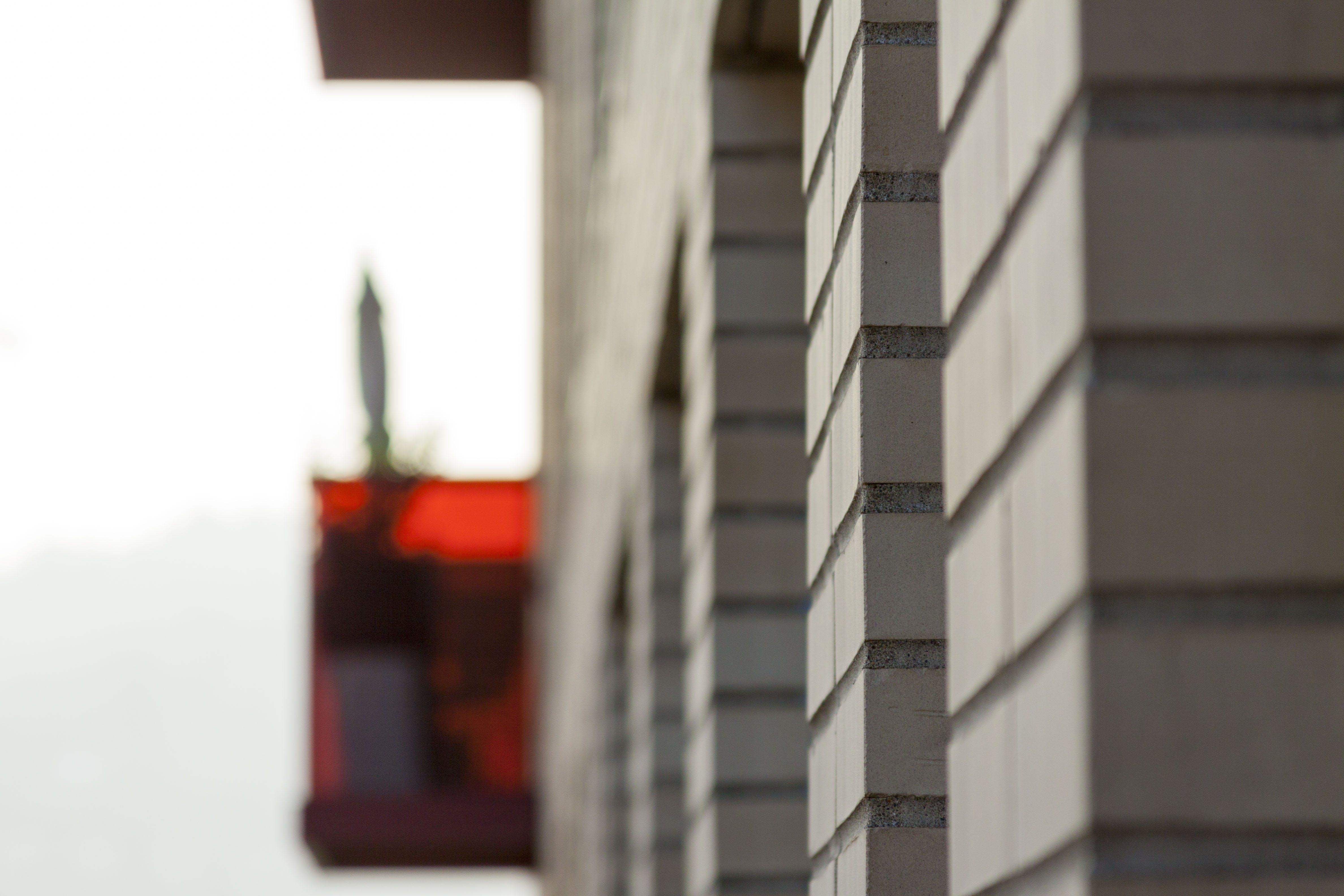 of balconies, balcony, brick, condo