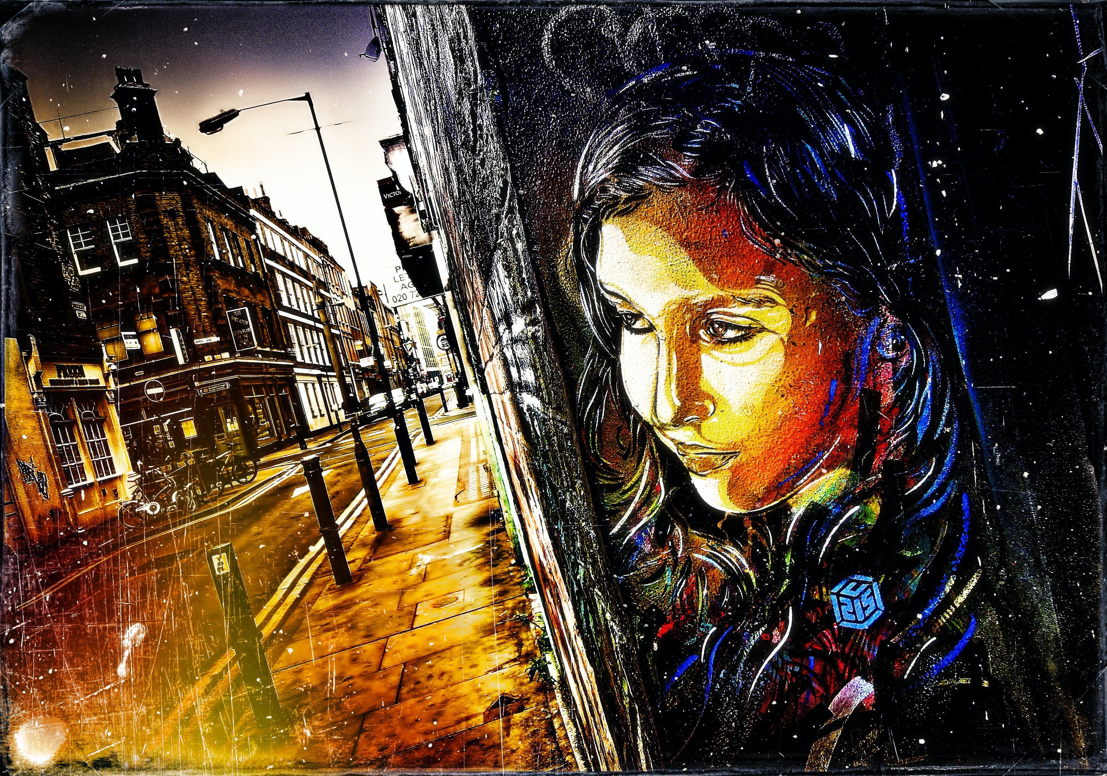 Δωρεάν στοκ φωτογραφιών με hanbury street, street art, ανατολικό λονδίνο, αστικός