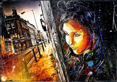 Free stock photo of east london, filtered, Hanbury Street