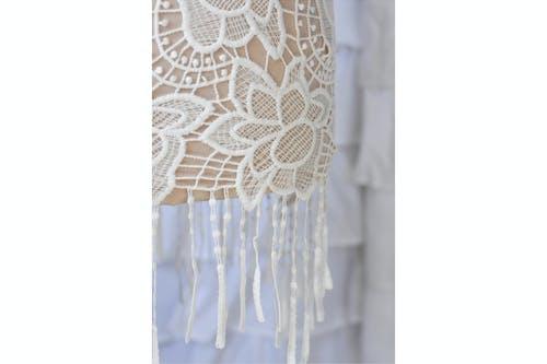 Free stock photo of crochet, dress, elegant