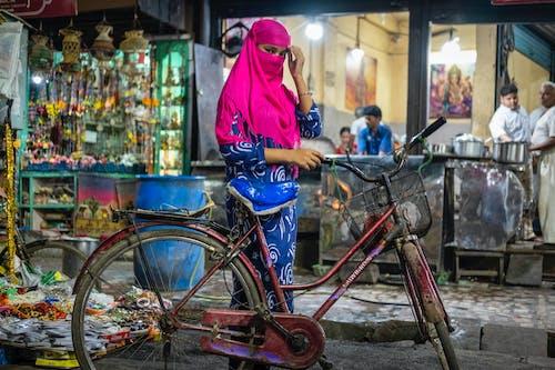 Free stock photo of bicycle, bike, city