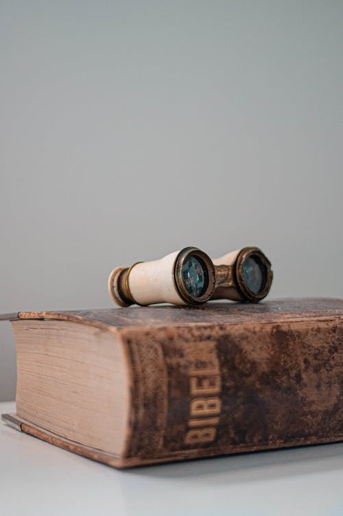 Kostnadsfri bild av antik, behållare, bibel