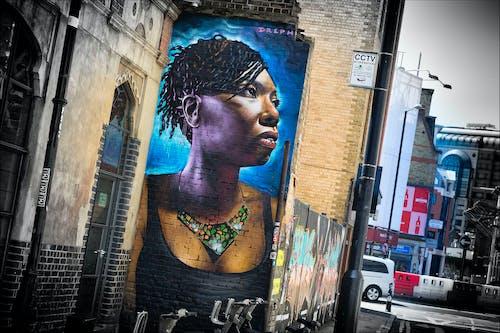 Free stock photo of east london, Fashion Street, london, street art