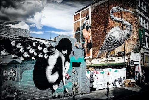 Free stock photo of art, east, Hanbury Street, london