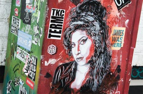 Free stock photo of Amy, art, east, london
