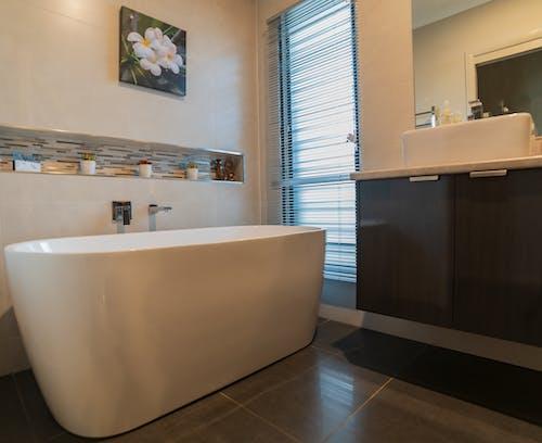 Free stock photo of bathroom, beautiful home, family house