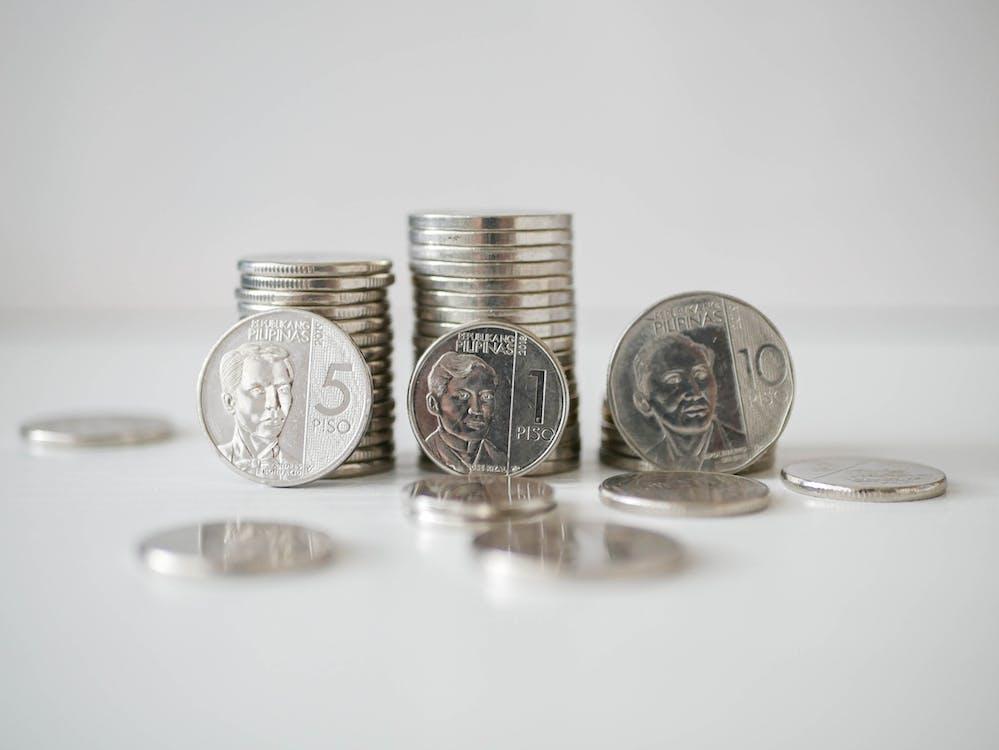 piso, 一堆硬幣, 儲蓄 的 免費圖庫相片