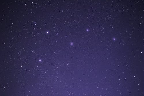 Free stock photo of bright, cassiopeia, constellation