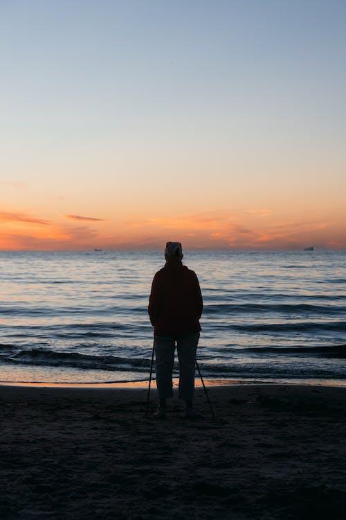 人, 人類, 休閒, 剪影 的 免費圖庫相片
