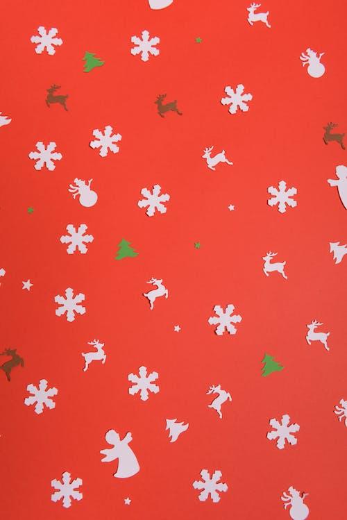 Paper symbols of New Year