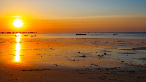 Free stock photo of beach photography, photographer, sunrise