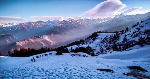Kostenloses Stock Foto zu abenteuer, berge blick, himachal pradesh
