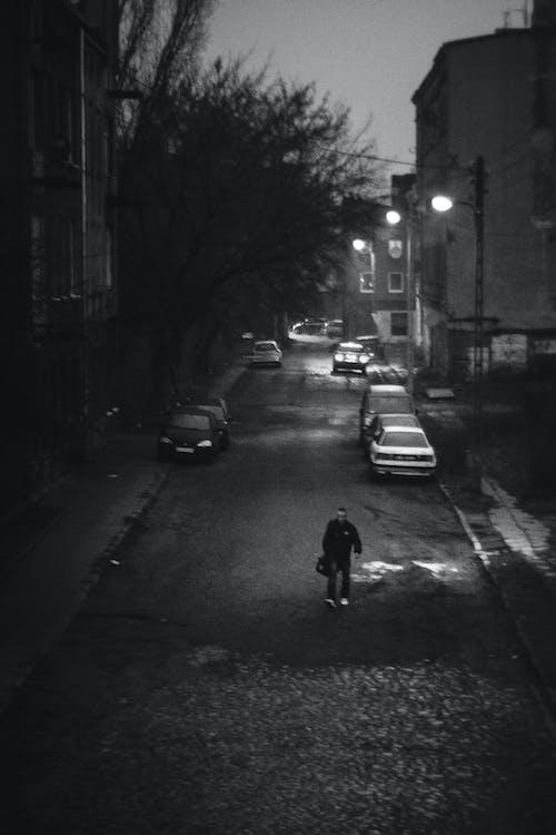 交通系統, 人, 冒犯, 城市 的 免费素材照片