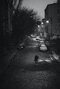 person, street, vintage