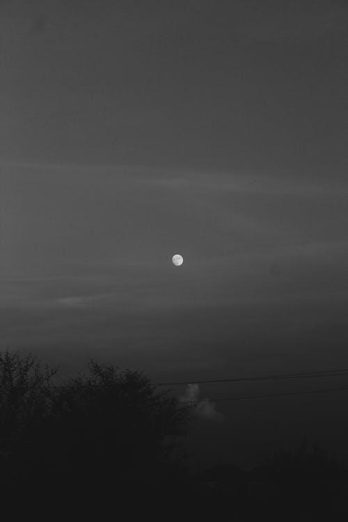 Darmowe zdjęcie z galerii z astronomia, burza, ciemny, jasny