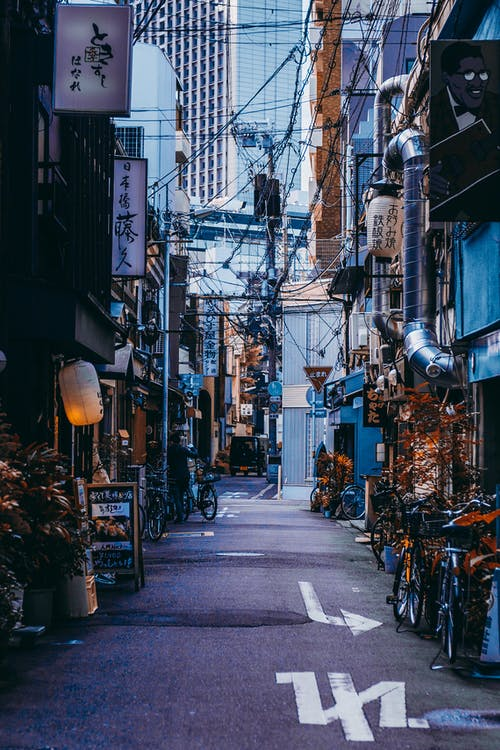 Free stock photo of beautiful street, city street, empty street