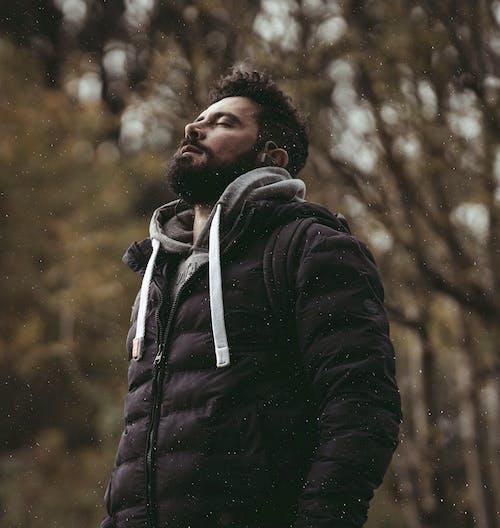 Immagine gratuita di adulto, autunno, barba