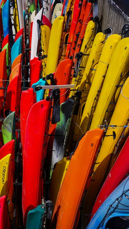 Free stock photo of boats, canoe, change the angle
