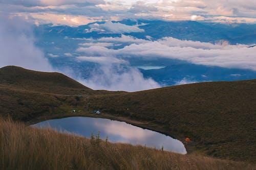 Free stock photo of lago, lake, montana