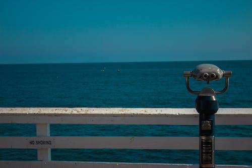 Free stock photo of art, blue sky, malibu