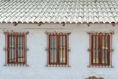 Darmowe zdjęcie z galerii z architektura, budynek, cegła, dach