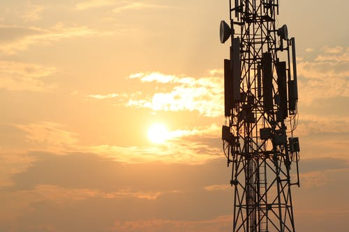 Free stock photo of afternoon, frequency, mobile tower