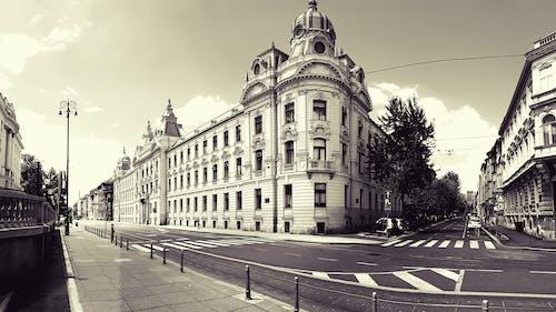 거리, 건물, 건축, 광장의 무료 스톡 사진