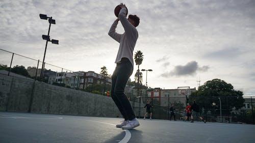 Ilmainen kuvapankkikuva tunnisteilla adidas, aktiivinen, koripallo