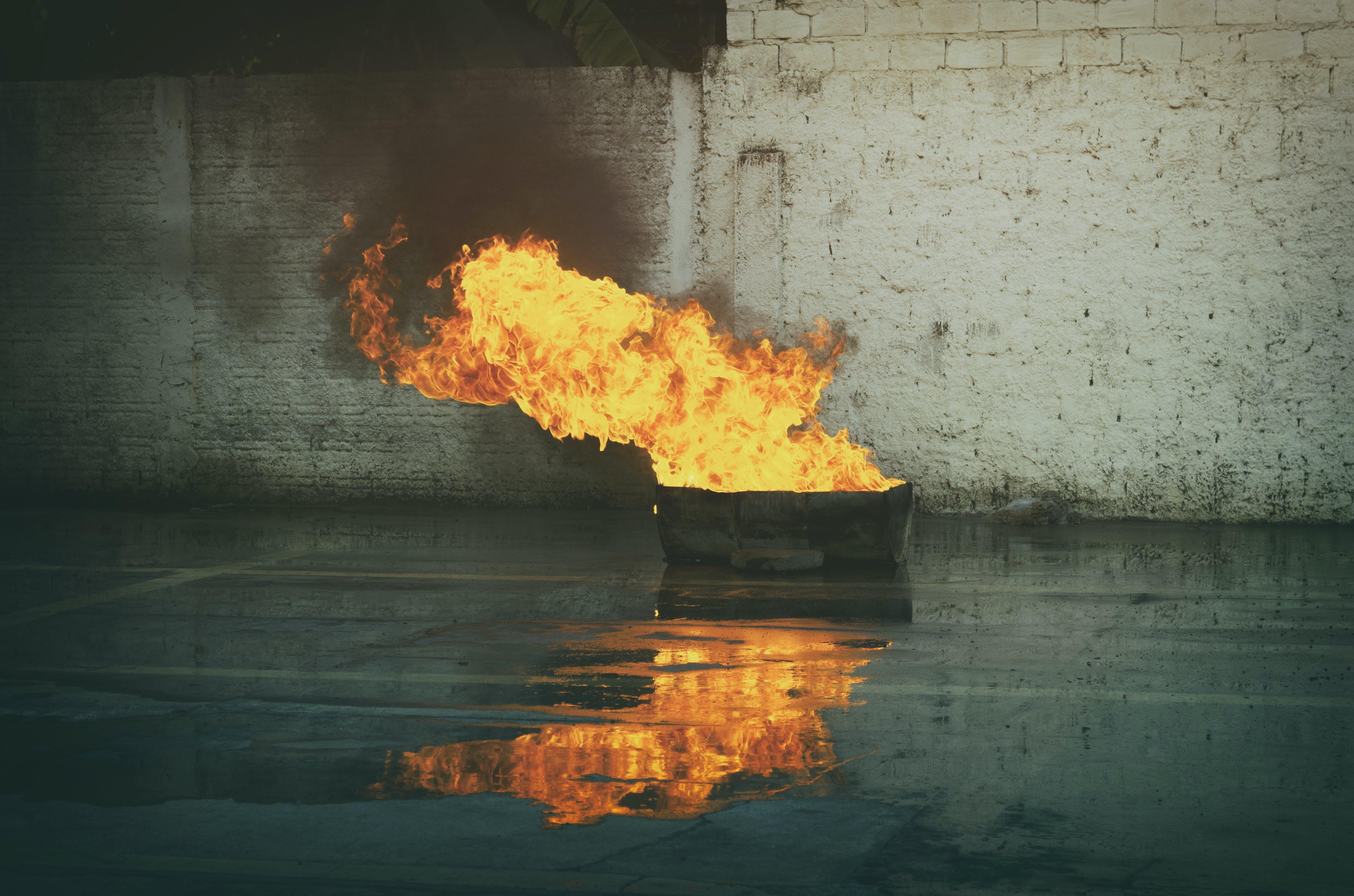 Gratis lagerfoto af brand, fotografi