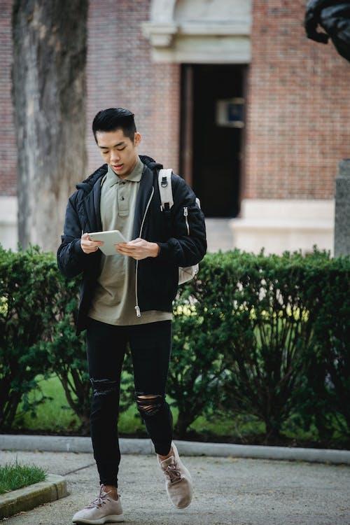 Kostenloses Stock Foto zu asiatischer mann, ausbildung, bildung
