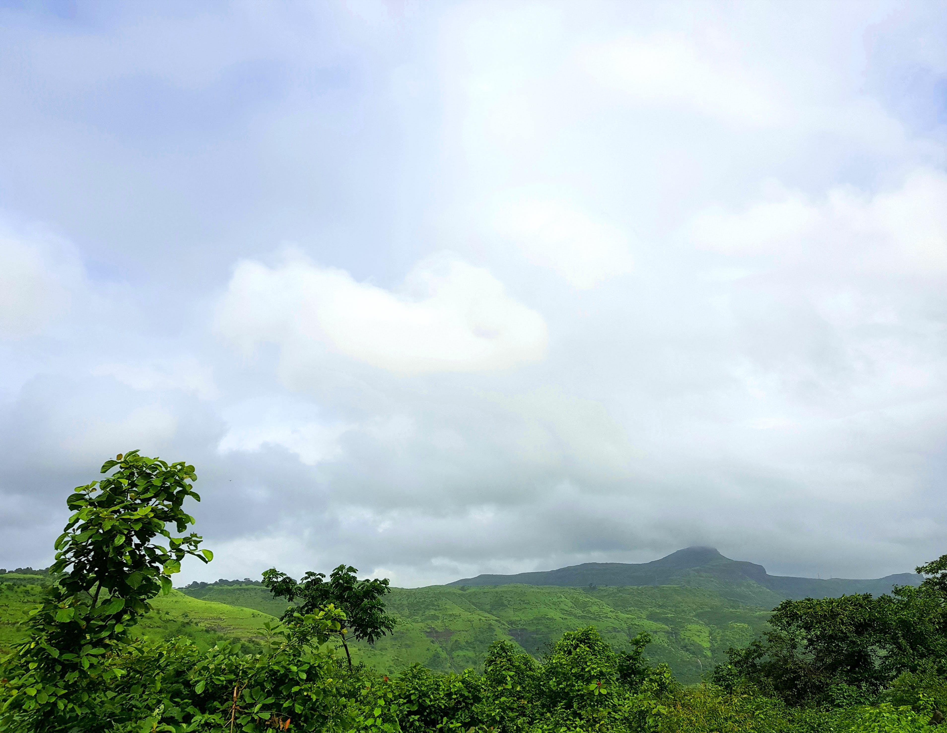 Kostenloses Stock Foto zu bewölkter himmel, nashik, natur