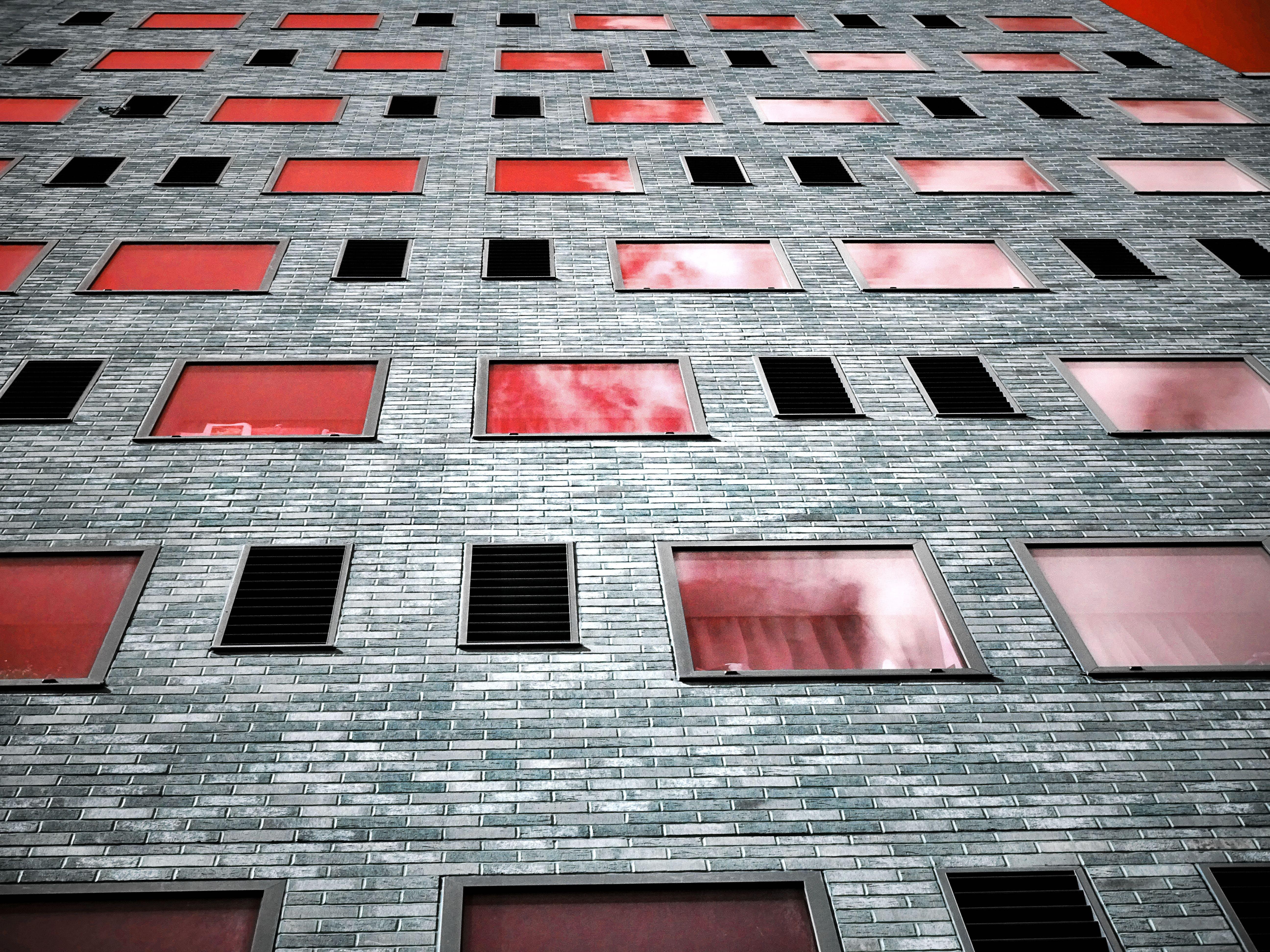 Darmowe zdjęcie z galerii z architektura, beton, budynek, cegły
