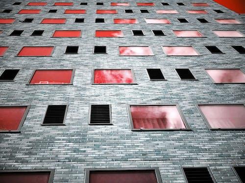 Immagine gratuita di alto, architettura, articoli di vetro, bicchiere