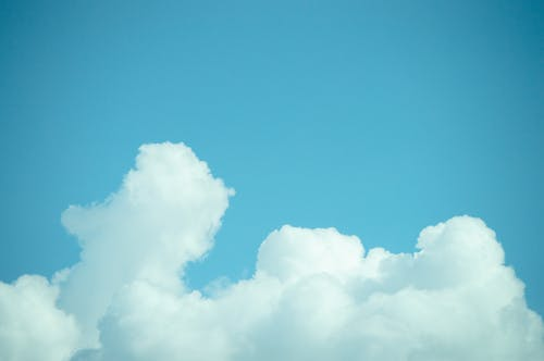 Free stock photo of blue, clear, cloud, cloudscape