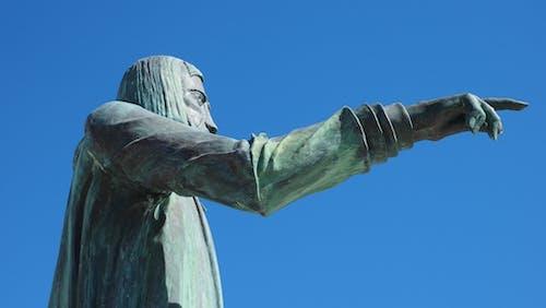 Foto profissional grátis de estátua, Portugal