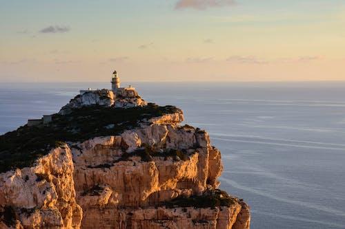Darmowe zdjęcie z galerii z krajobraz, latarnia morska, morze