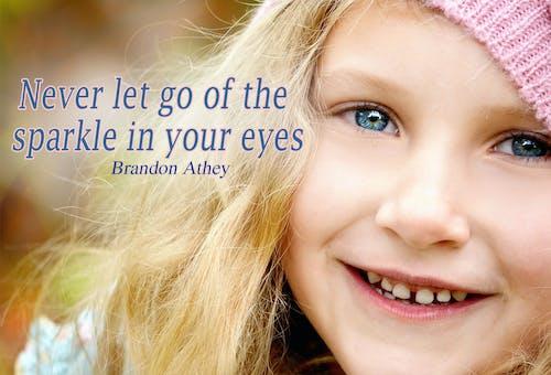 Základová fotografie zdarma na téma brandon athey, citát, dítě, dívání