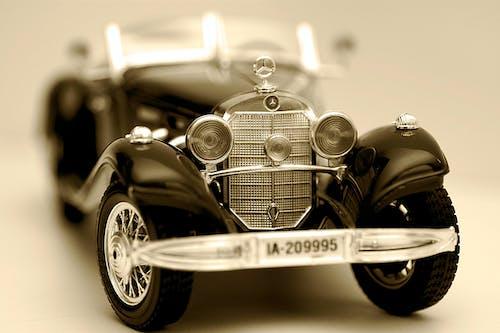 Kostenloses Stock Foto zu auto, chrom, fahrzeug, fokus