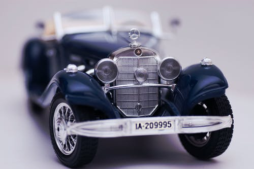 Free stock photo of antique, car, toy